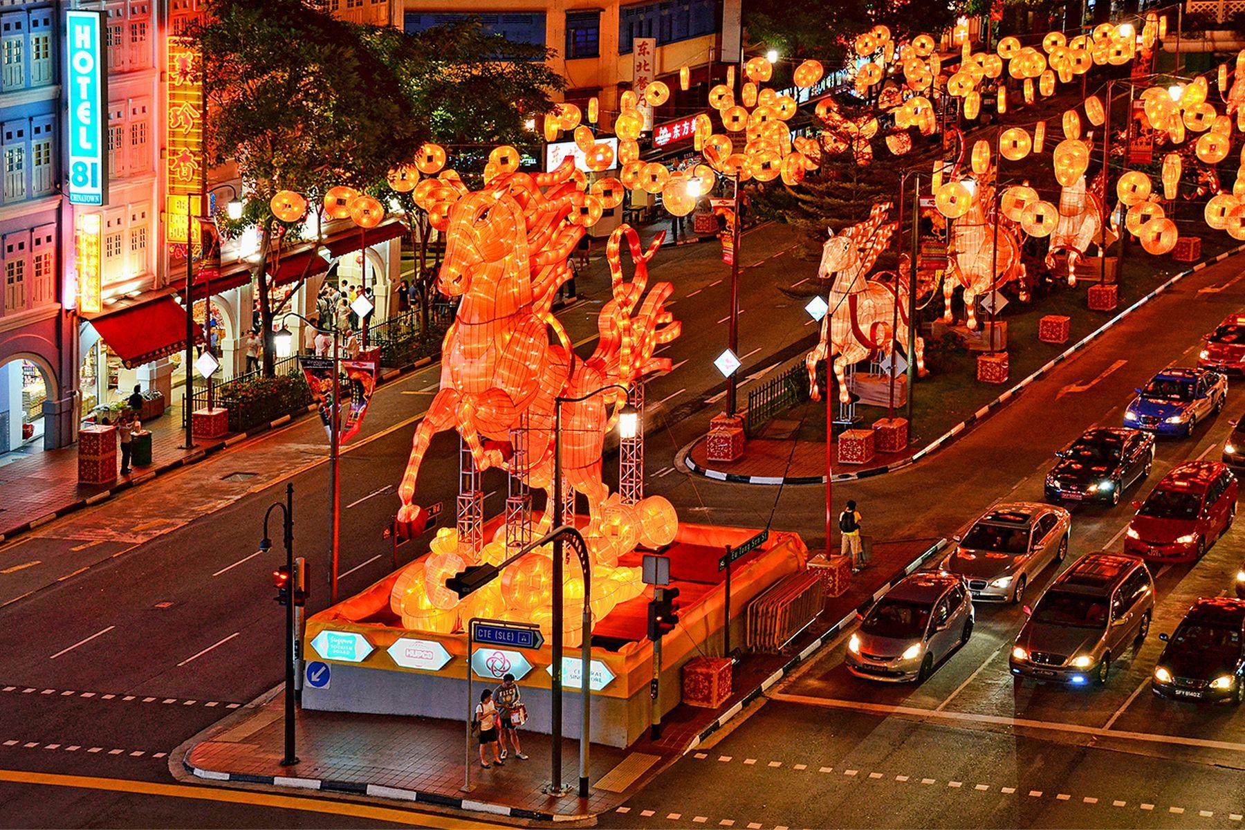 Chinatown singapore nightlife