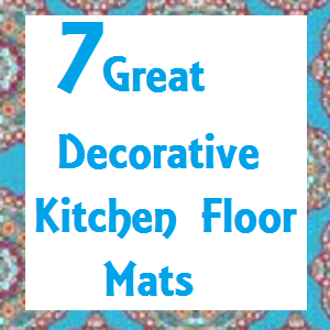 Collection of decorative kitchen floor mats. | Decorative ...