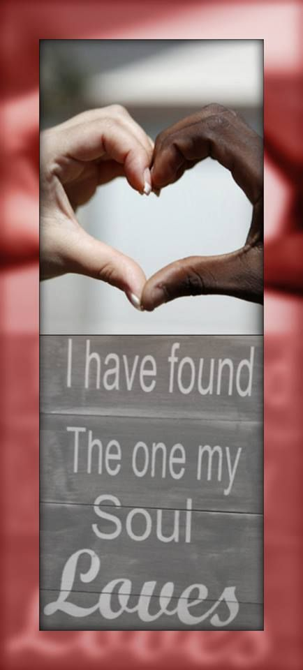 Love me as I am.... my Future Love ❤ Mixed Couples