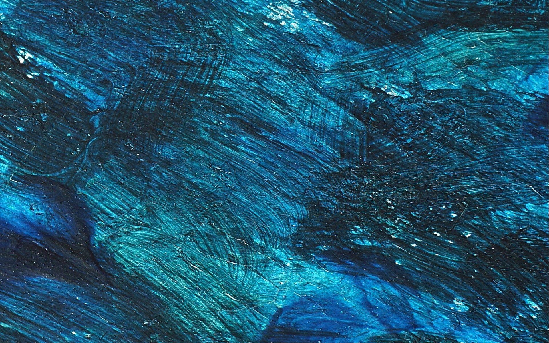 Rough Texture Wallpaper Hd Texture Painting Textured Wallpaper Blue Paint