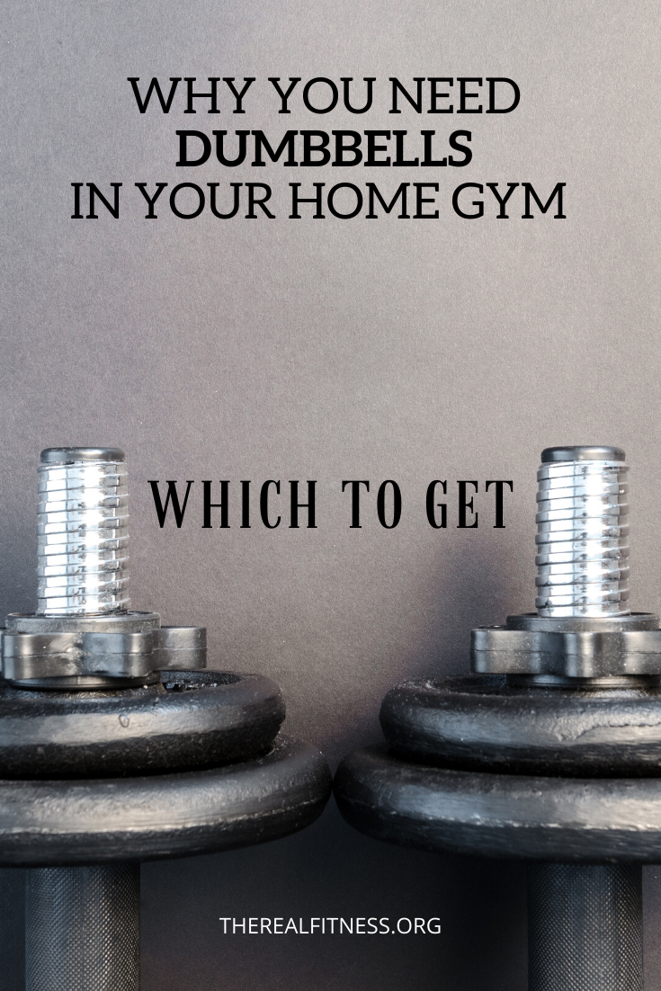 Why you need dumbbells in your home gym - Welcome to the Real Fitness #dumbbelle...#dumbbelle #dumbb...