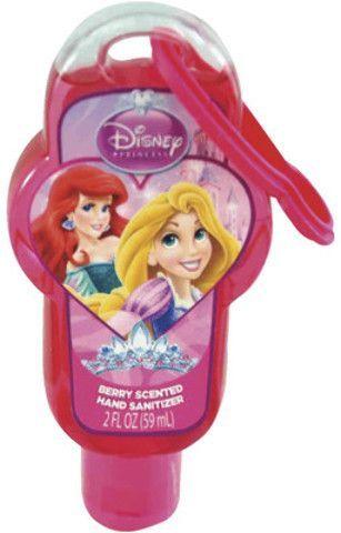 Cinderella Party Hand Sanitizer Labels Princess Party Instant