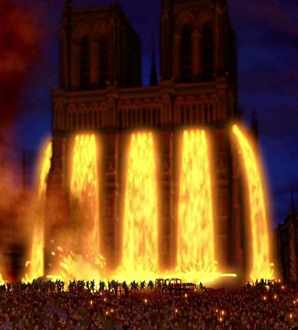 The Hunchback of Notre Dame #disney #hunchbackofnotredame