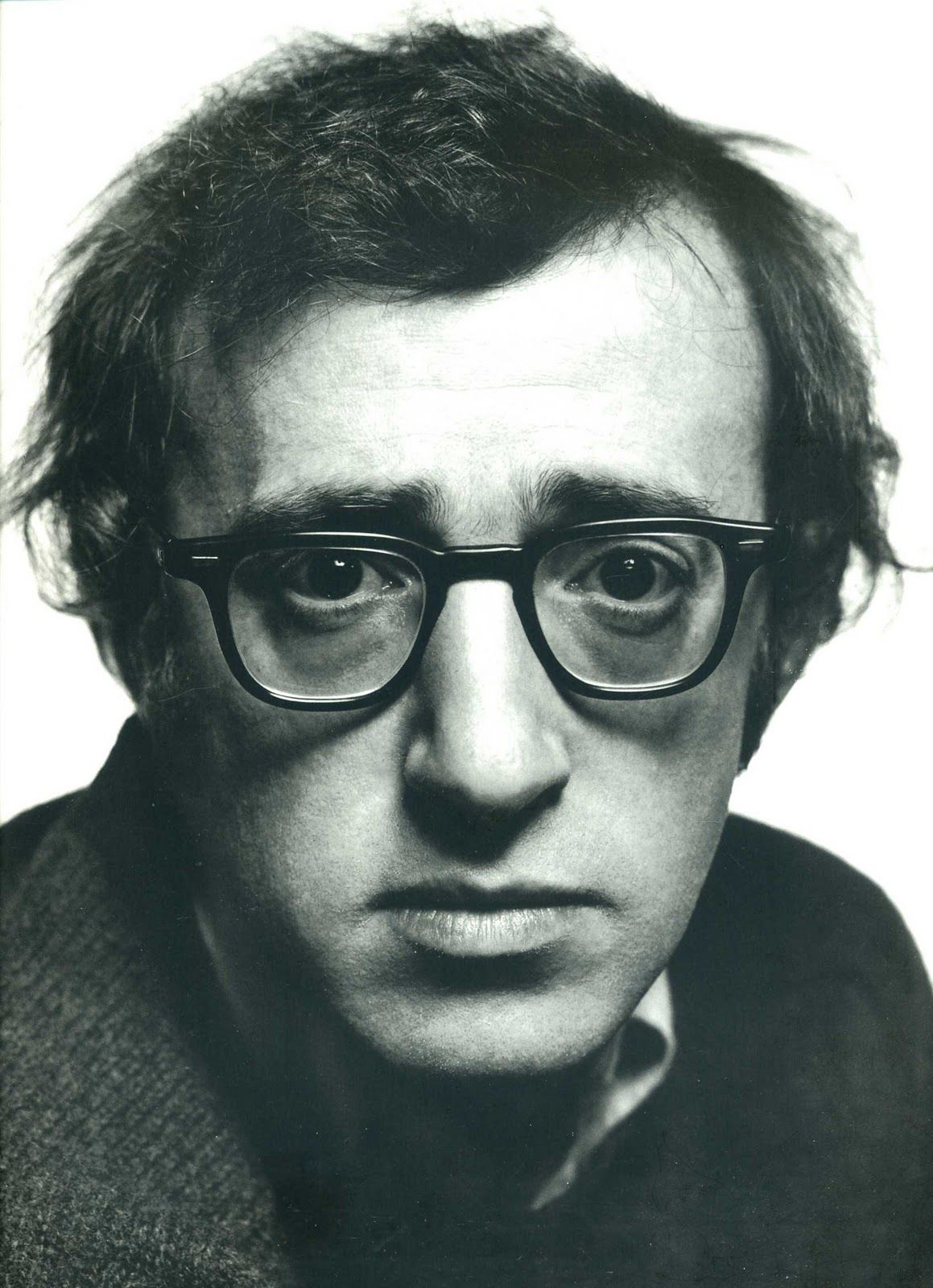 Woody Allen#Repin By:Pinterest++ for iPad#