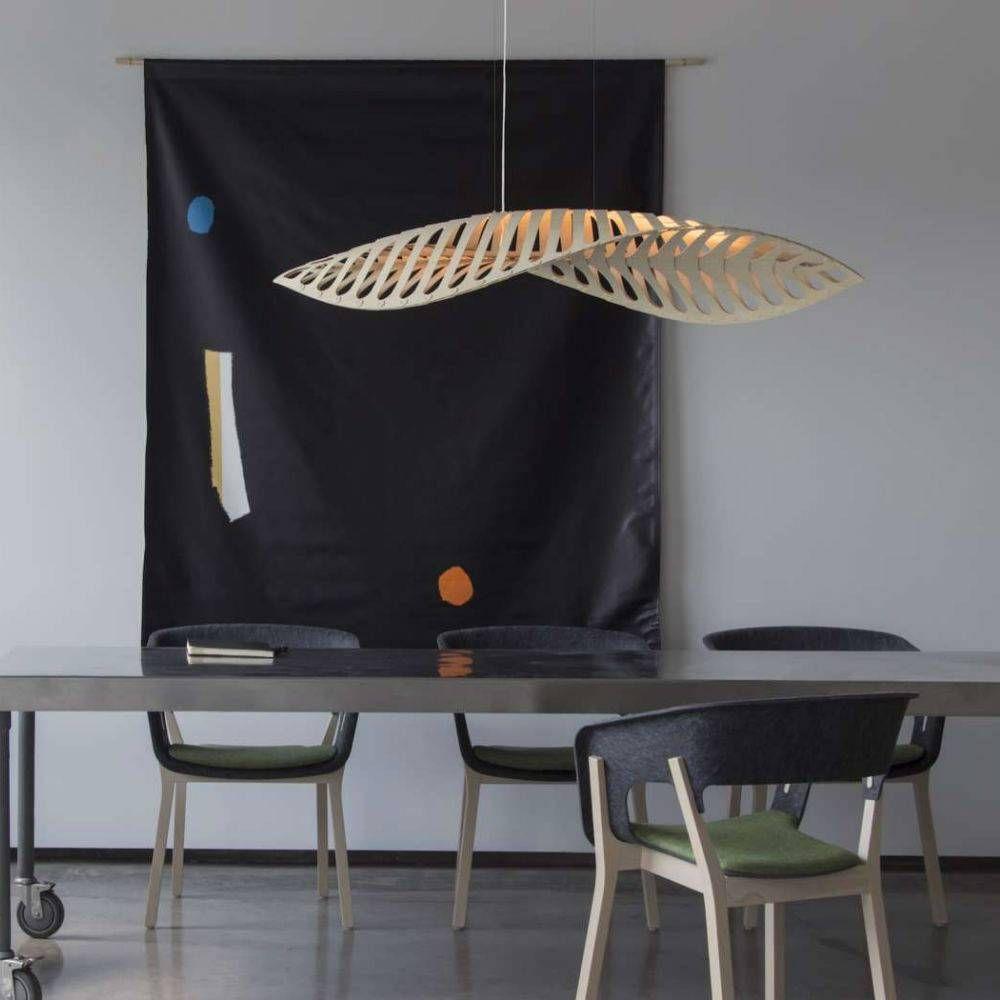 Suspension LED de plus petit format dans la collection Navicula de