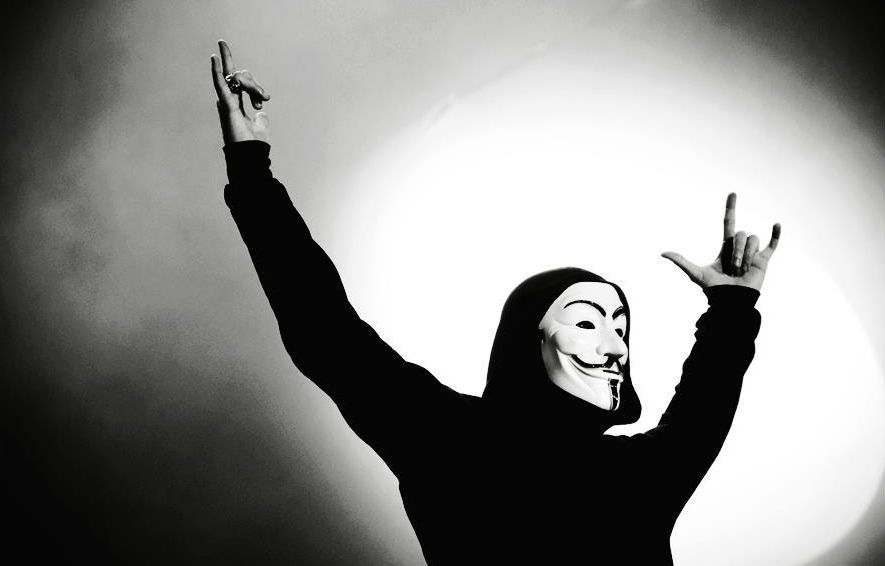We are Anonymous. We are Legion. We do not forgive. We do not forget. Expect us.