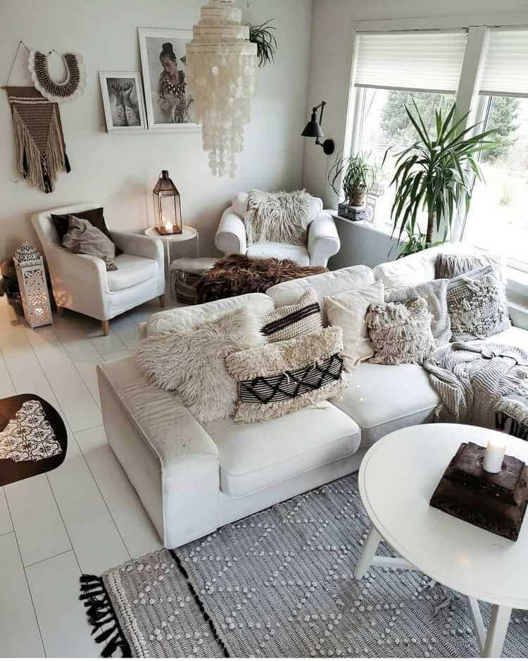 Home Boho Interior Living Room Bohemianism Boho Chic Bohemian Style Furniture Interio In 2020 Bohemian Living Room Decor Modern Bohemian Living Room Boho Living Room