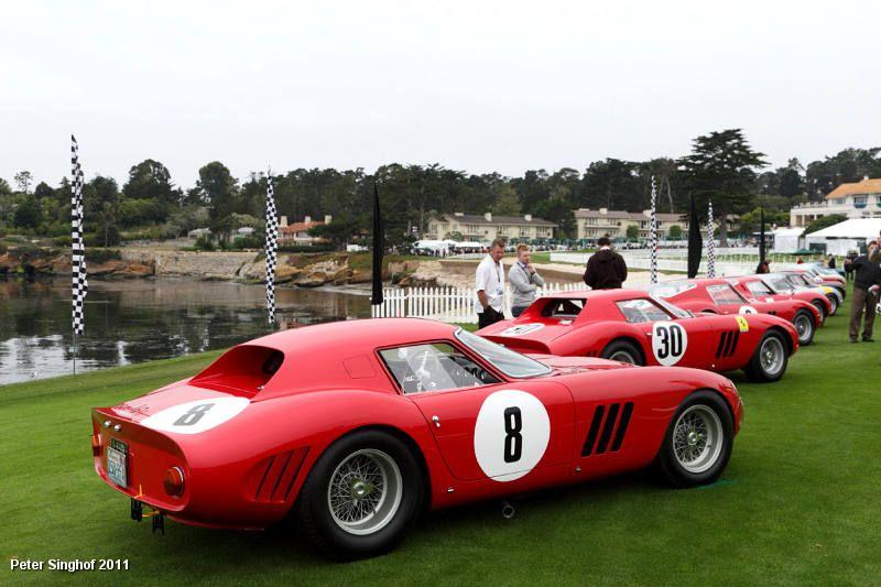 1962 Ferrari 250 Gto 64 Scaglietti Berlinetta S N 3413gt With