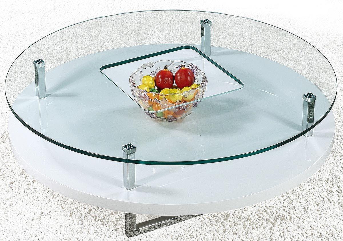 White Round Coffee Table Coffee Table White White Round Coffee Table Coffee Table [ 842 x 1200 Pixel ]
