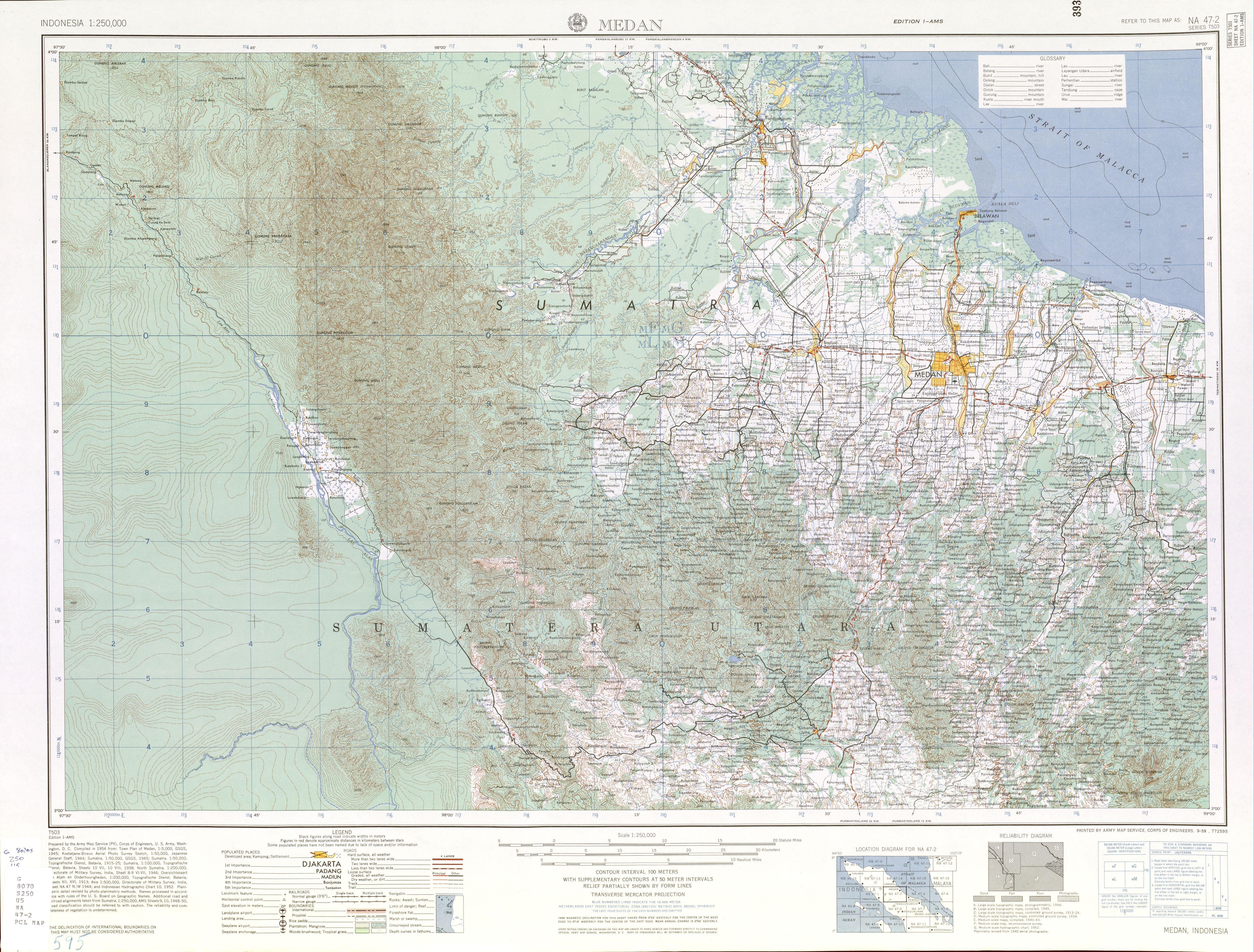 Maps of Medan North Sumatera Earth Maps Pinterest