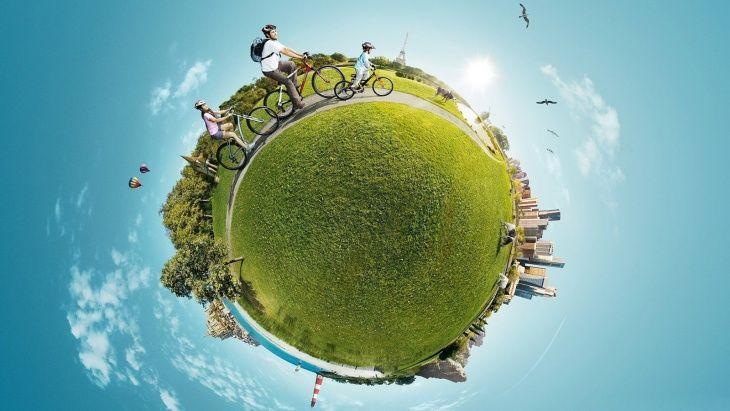 8 حلول للحد من ظاهرة التلوث البيئي Art Wallpaper Abstract Digital Artwork