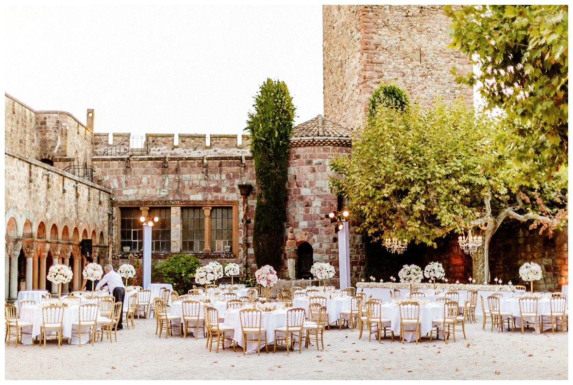 Chateau De La Napoule Mariage