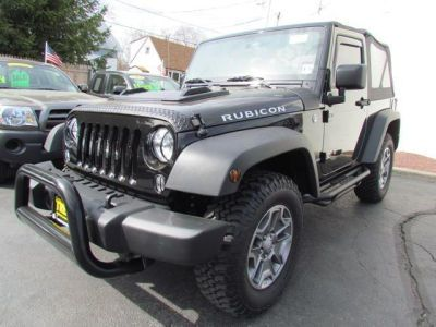 2014 Jeep Wrangler Rubicon Http Www Iseecars Com Used Cars Used