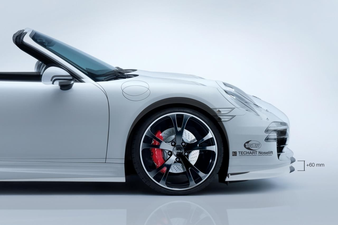 Porsche 911 Carrera 4S by TechArt