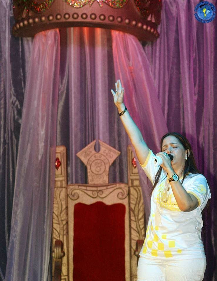 Pra Rosania Mofato - Você realmente confia em Deus?