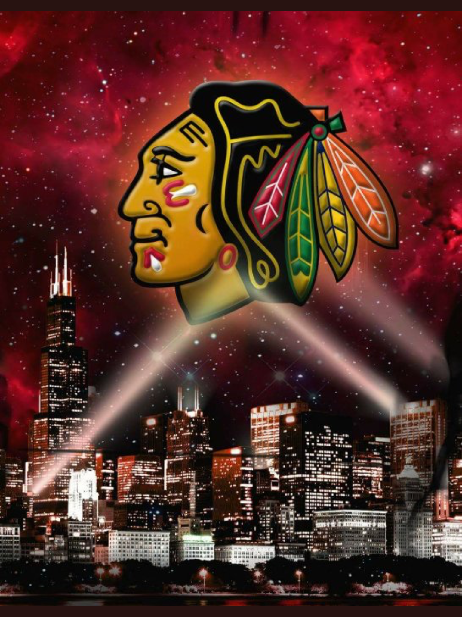 Pin By Jacqueline Borucki On Blackhawks Chicago Blackhawks Wallpaper Chicago Blackhawks Hockey Hawks Hockey