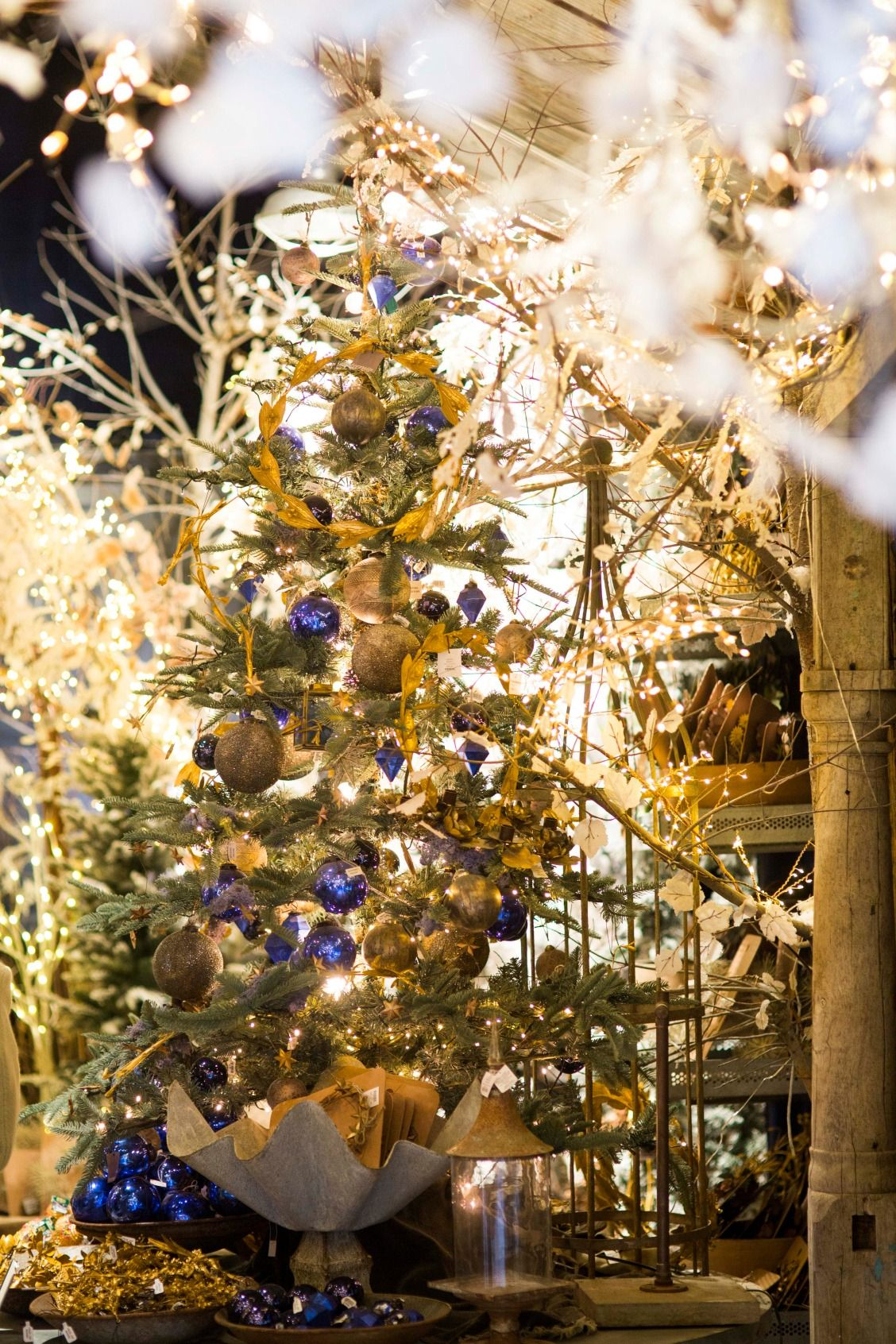 via Terrain (With images) Natural holiday decor