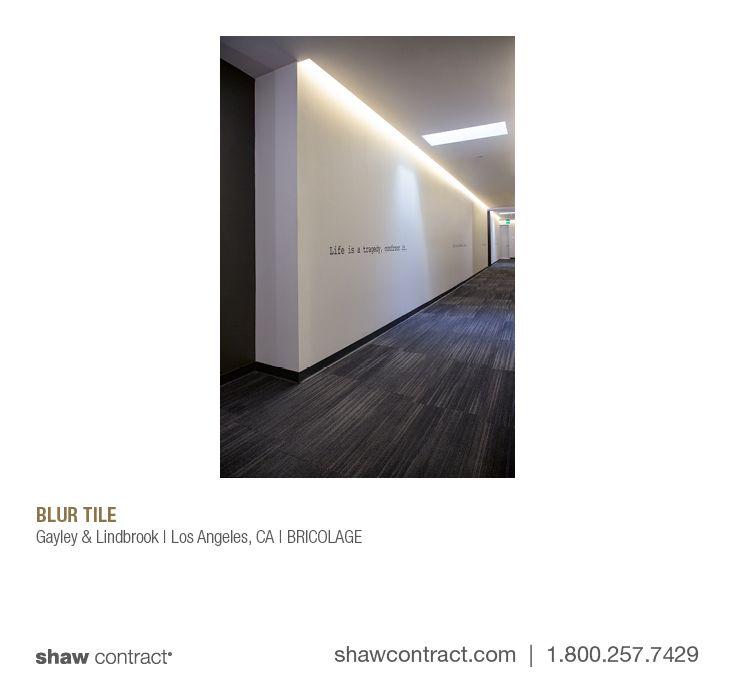 Gayley & Lindbrook | Los Angeles, CA | Bricolage - Blur Tile