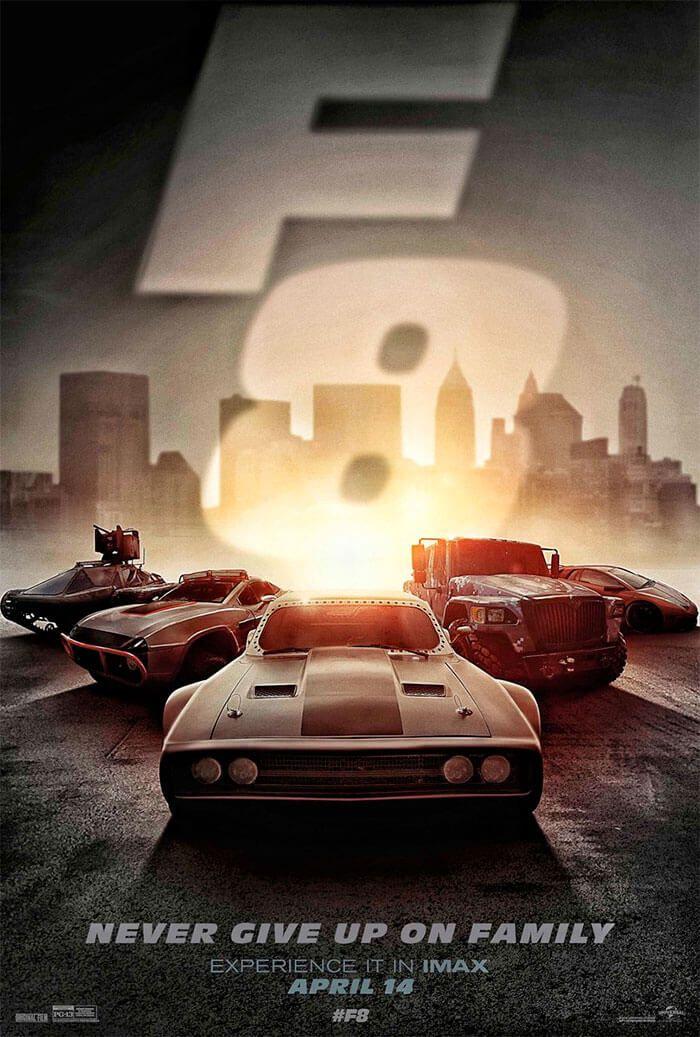 Novos Trailers E Poster Do Filme Velozes E Furiosos 8 Cinema Bh Velozes E Furiosos Posteres De Filmes Filmes