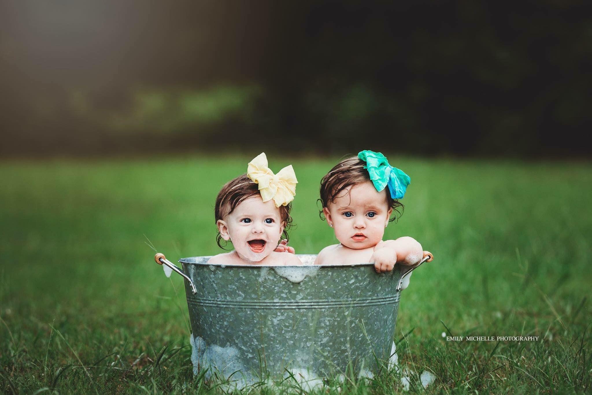 Milk Bath Photoshoot Bows
