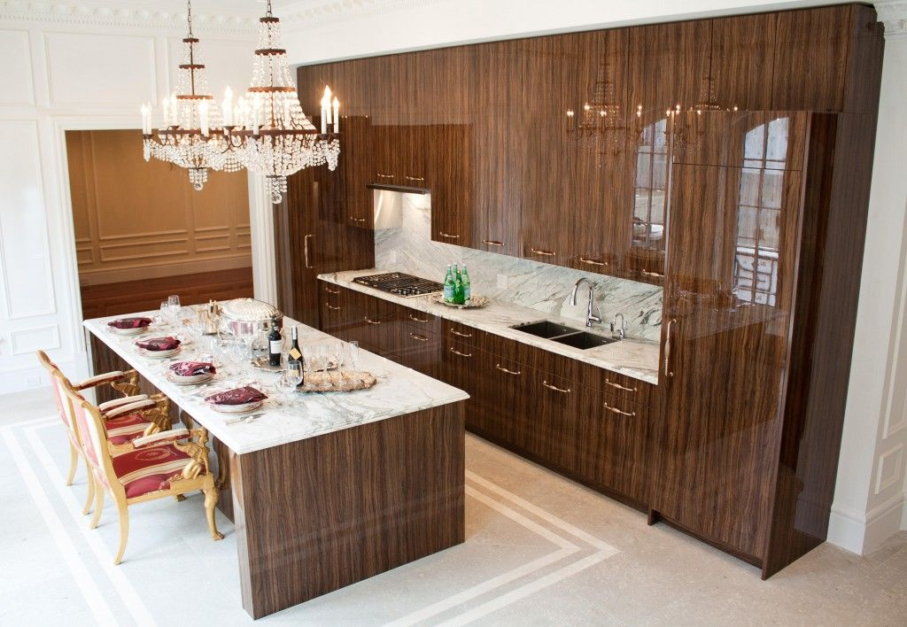 Eclectic Traditional High Gloss Kitchen Dream Contemporary Pinterest Kitchen, and Photographs