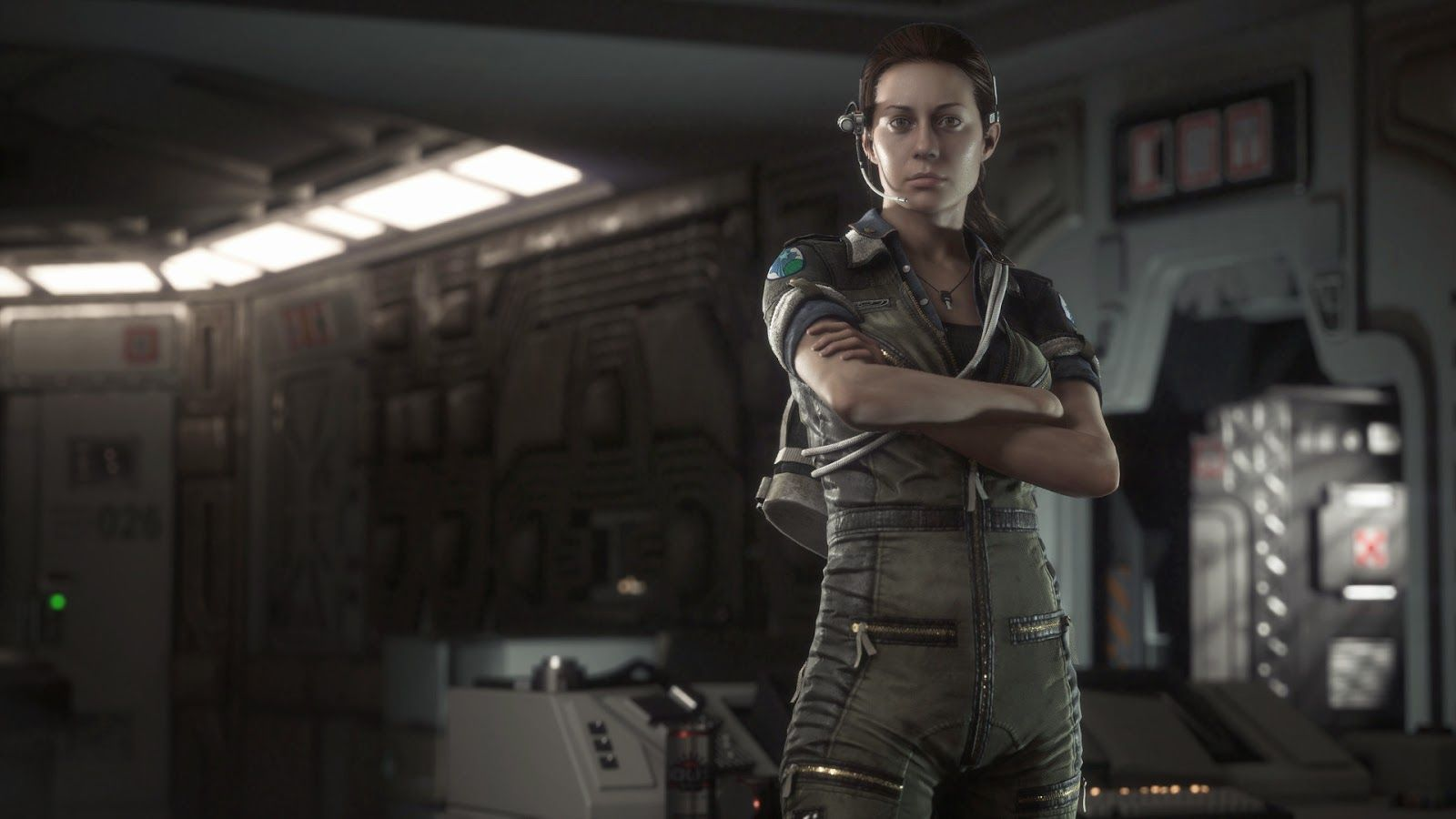 Gameplayaholic: The Low-fi Sci-fi of Alien: Isolation video [PS3/P...