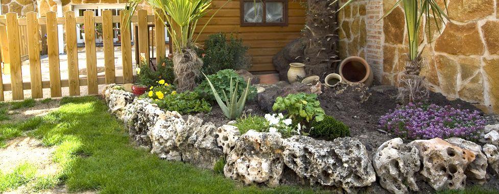 El Reino Plantae: Lograr atractivos jardines con piedras ...