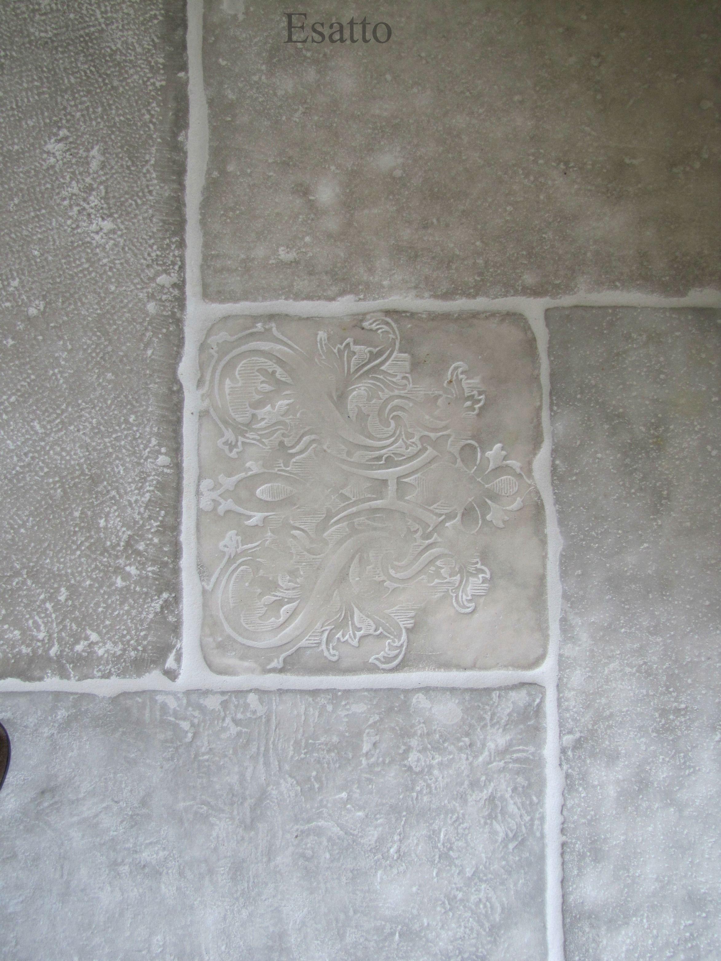 castle stones esatto glass tilestile - Glass Tile Castle Ideas