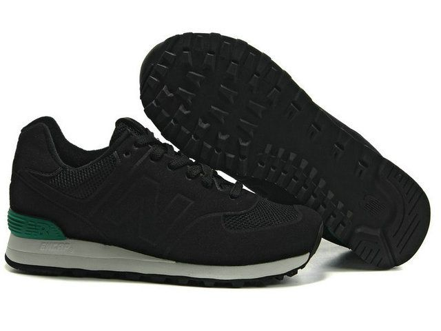 new balance 574 sonic black