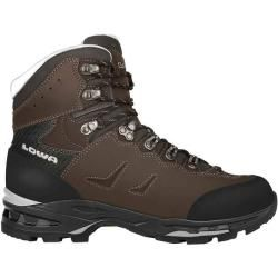 Photo of Lowa men's trekking shoes Camino Ll, size 42 ½ in dark gray / black, size 42 ½ in dark gray /