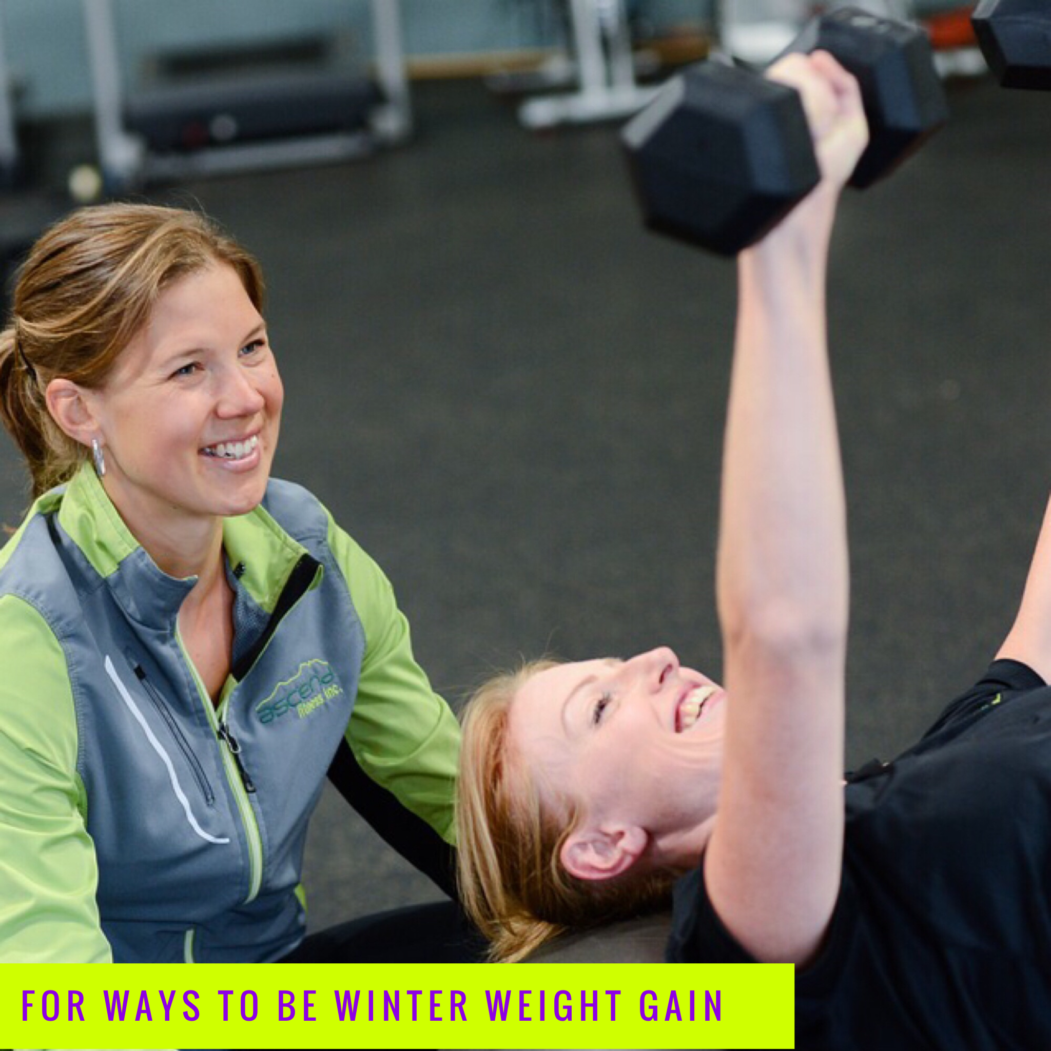 It's all too easy to unconsciously pack on the pounds during winter. After all, we're likely to spend most of our time indoors taking part in sedentary activities and eating comfort foods. The best way to put a stop to winter weight gain is to combat its effects before it even begins.