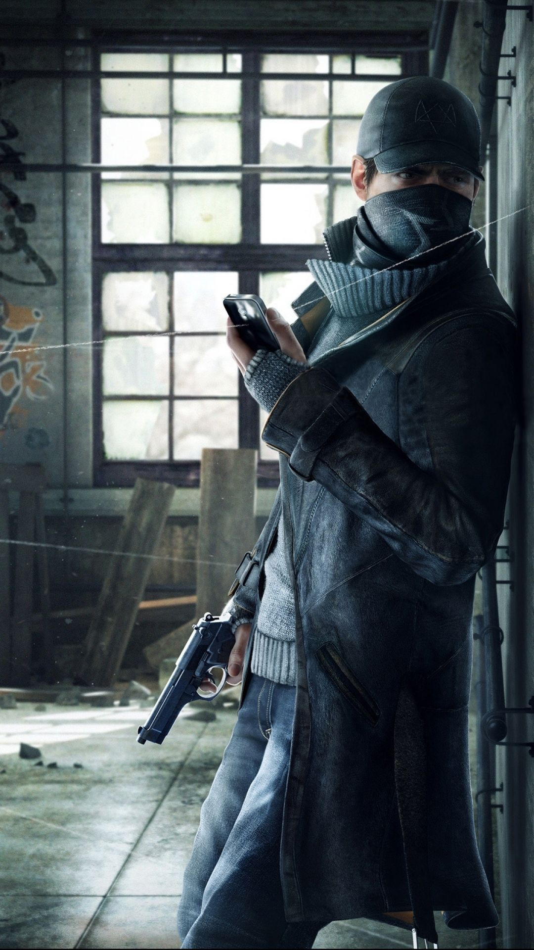 Watch Dogs Appleiphone 6 Plus 1080x1920 23 Wallpapers