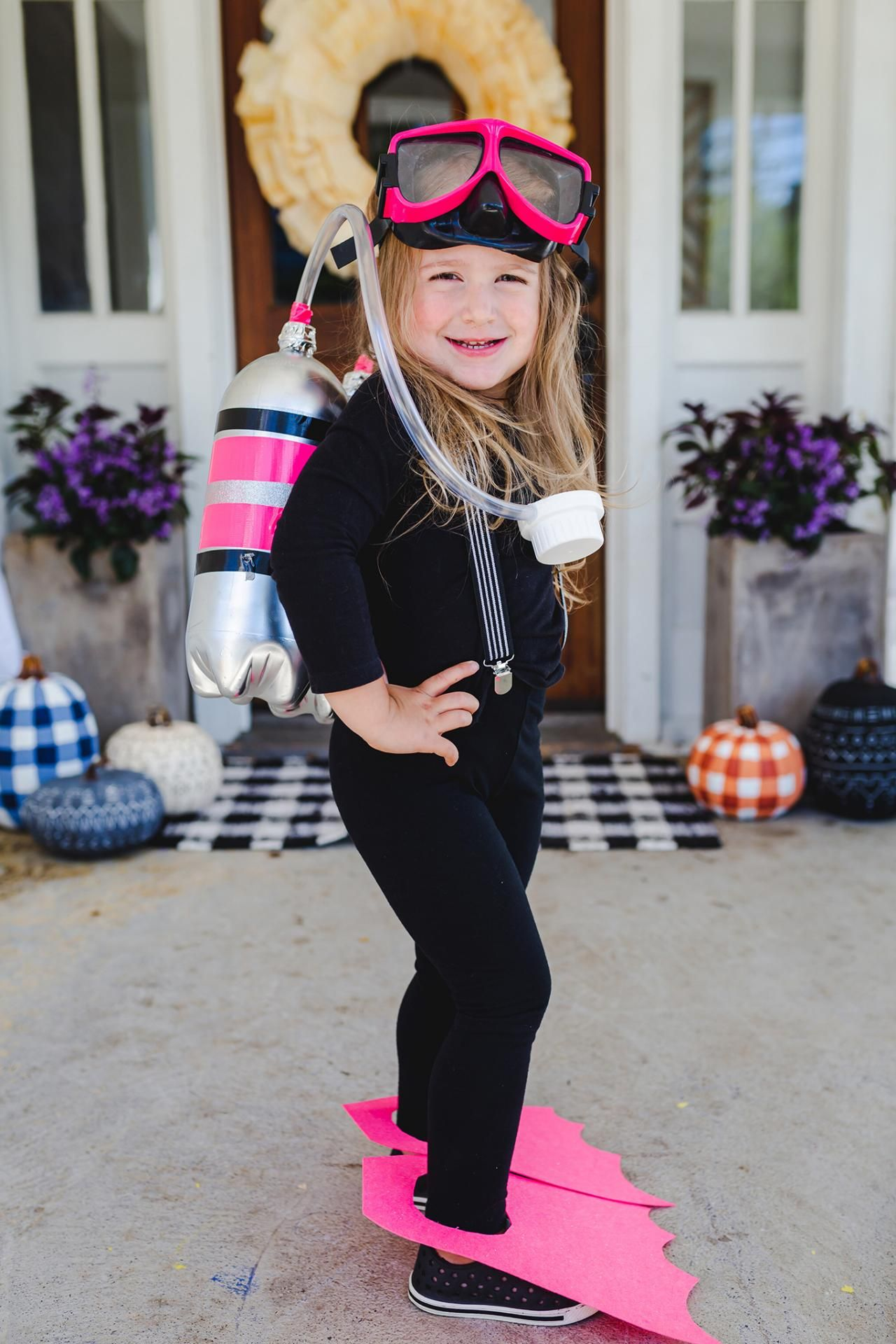 3 Halloween Costumes You Can Make From Trash (con imágenes