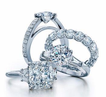 Ratings And Reviews Diamond Dreams Cubic Zirconia Engagement Rings Engagement Rings