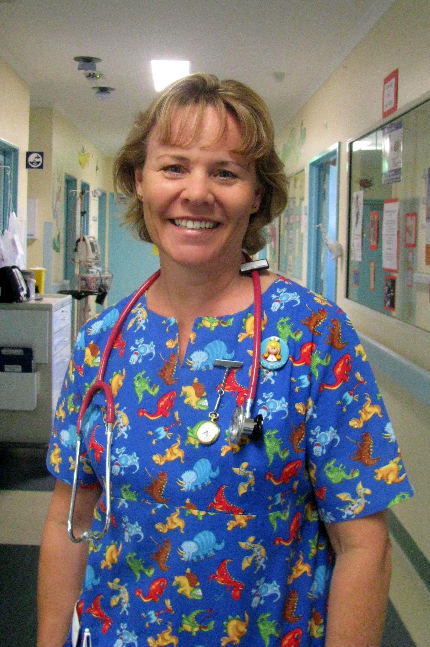 Paediatric nursing