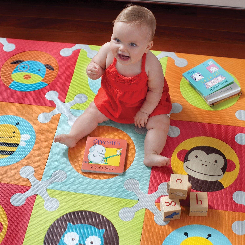 Skiphop zoo playspot foam floor tiles baby toys accessories skiphop zoo playspot foam floor tiles doublecrazyfo Gallery