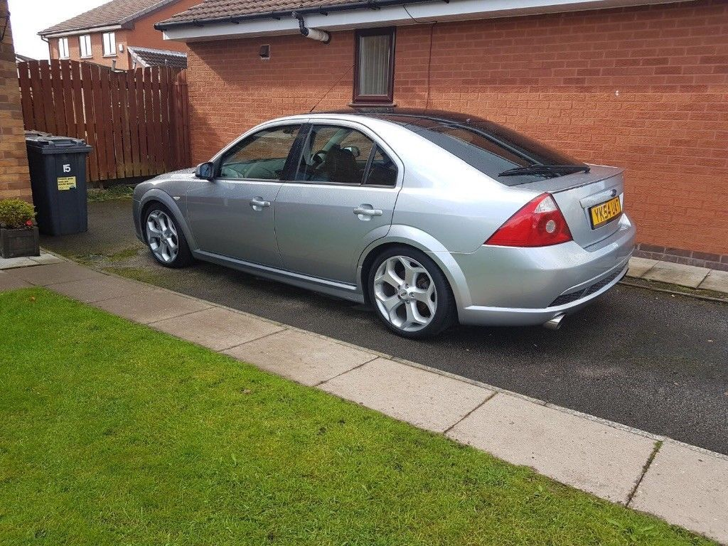 This Ford Mondeo St220 Spares Or Repair No Reserve Is For Sale Ford Mondeo Repair Ford