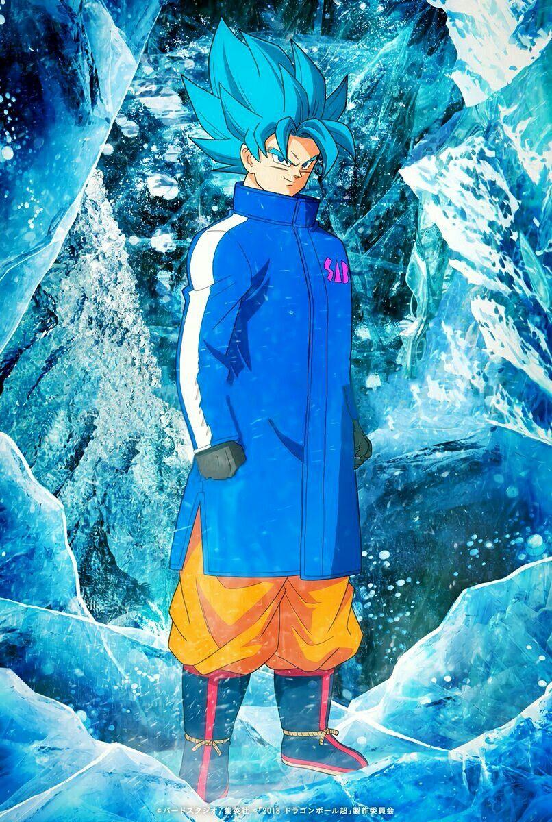 Goku Super Saiyan God Anime Dragon Ball Super Dragon Ball Super Goku Dragon Ball Art