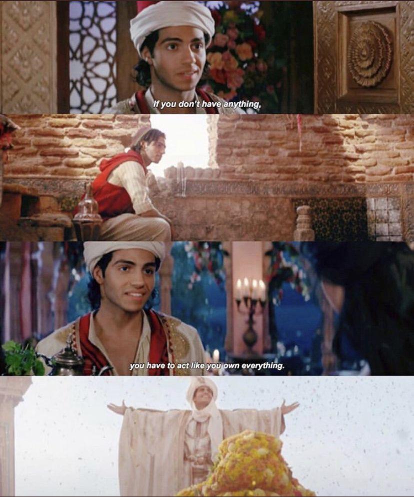 Aladdin 2019 Quote Mena Massoud Aladdin2019 Aladdin