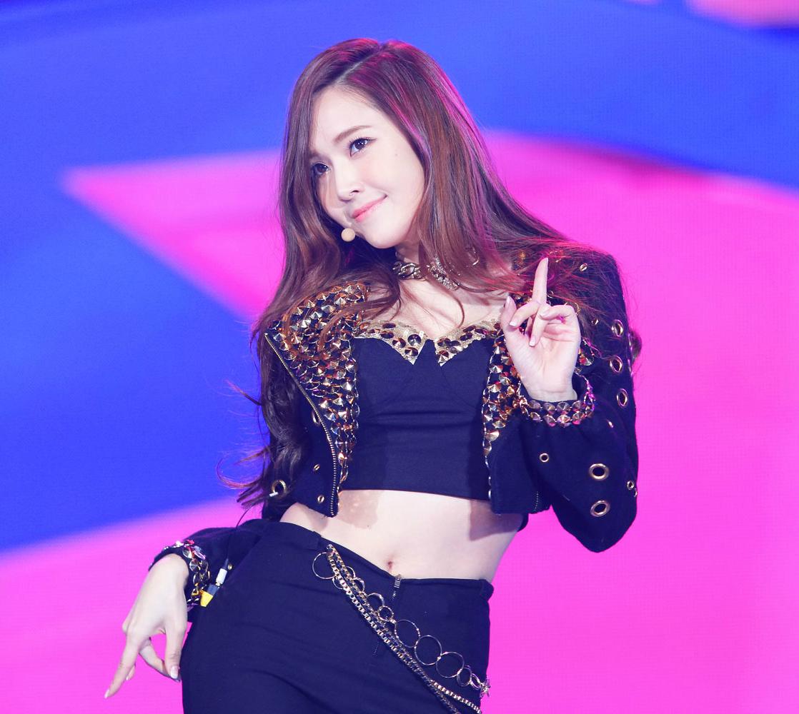 Jessica @ SBS Gayo Daejun #SNSD