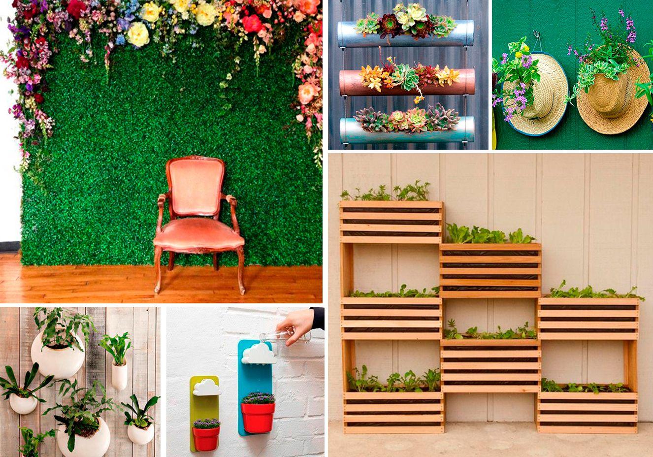 Ideias simples e criativas para montar um pequeno jardim