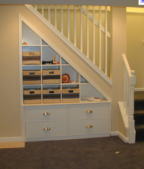 Stair Storage Great Idea For Under Stairs Janet Brydon What Do You Think