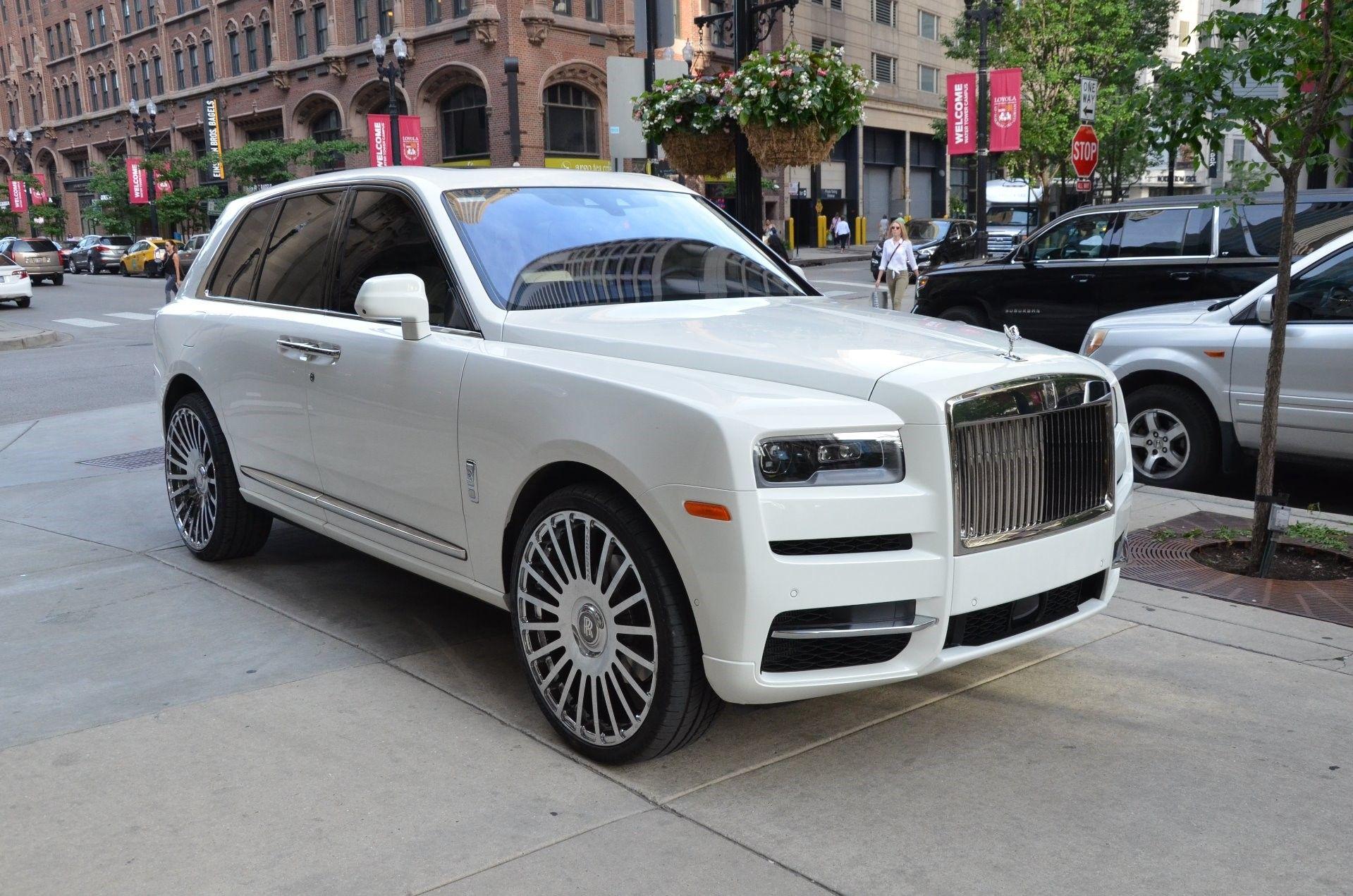 2019 Rolls Royce Cullinan For Sale 0 2087286 Rolls Royce Cullinan Rolls Royce White Rolls Royce