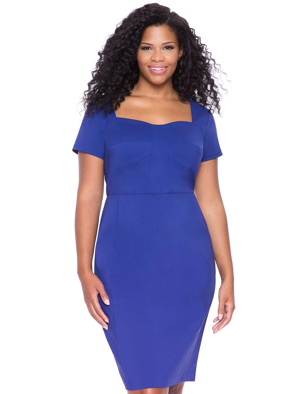 Nora dress womenus plus size tops eloquii clothes pinterest