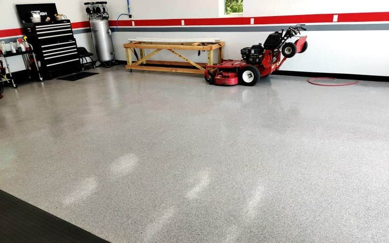 An Informative Step by Step AWF Polyurea Floor Coating Project ...