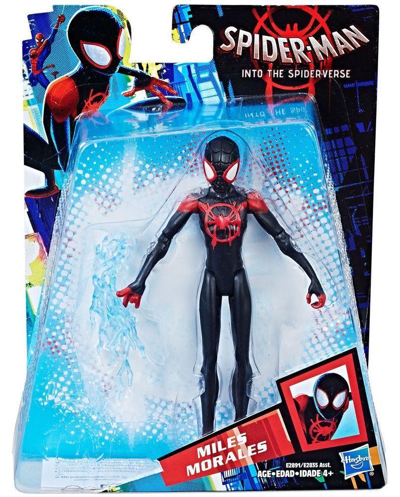 "Marvel Legends 6/"" Miles Morales Spider-Gwen Into the Spider-Verse Ultimate Man"