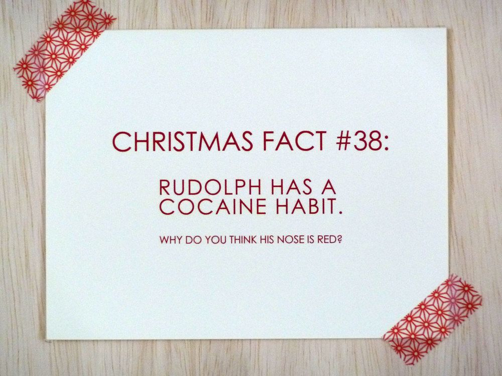 Boxed Christmas Card Set. Set of 6 or 12. Rudolph. Holiday Card Set ...