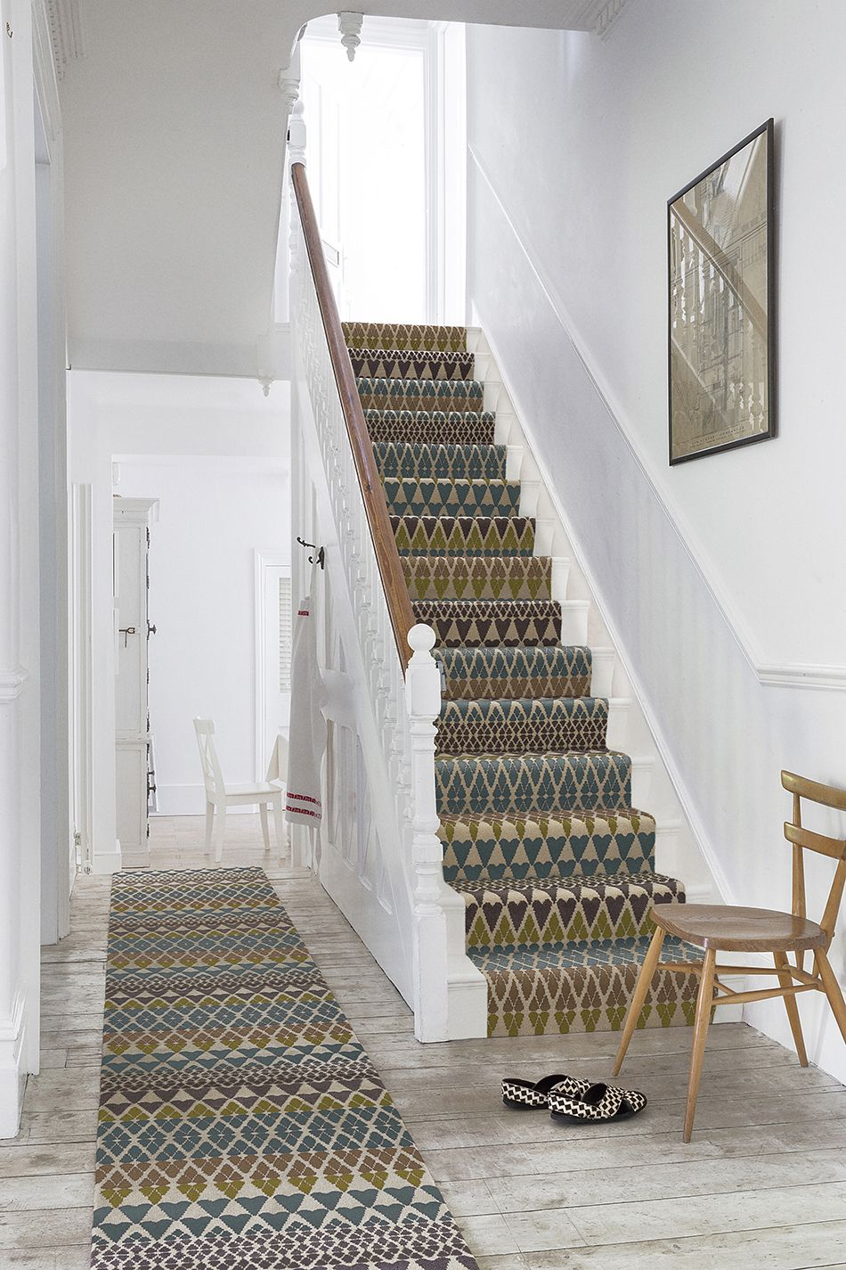 Best A Patterned Carpet From Www Michael John Co Uk Patterned 400 x 300
