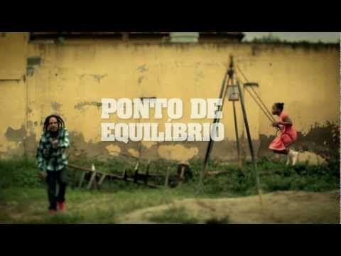 """Ponto de Equilibrio e Marcelo D2 - Teaser de """"Malandragem ás Avessas"""" Oficial"""