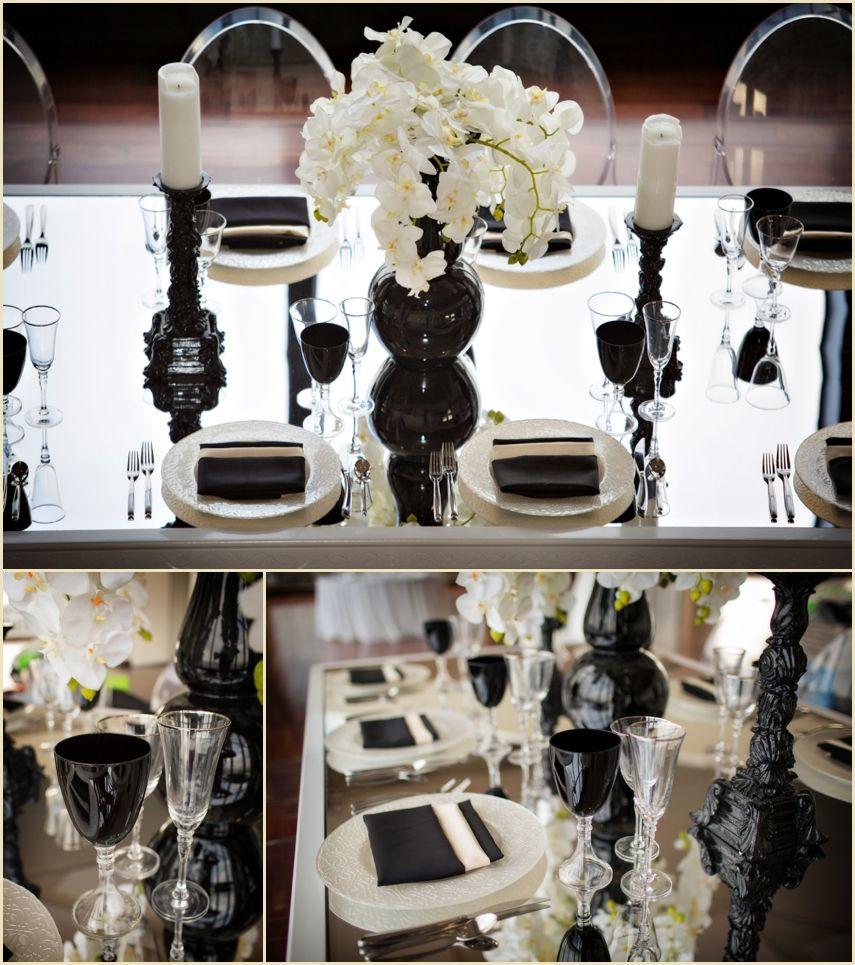 Modern Wedding Table Inspiration